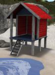 20151110 Beach Hut