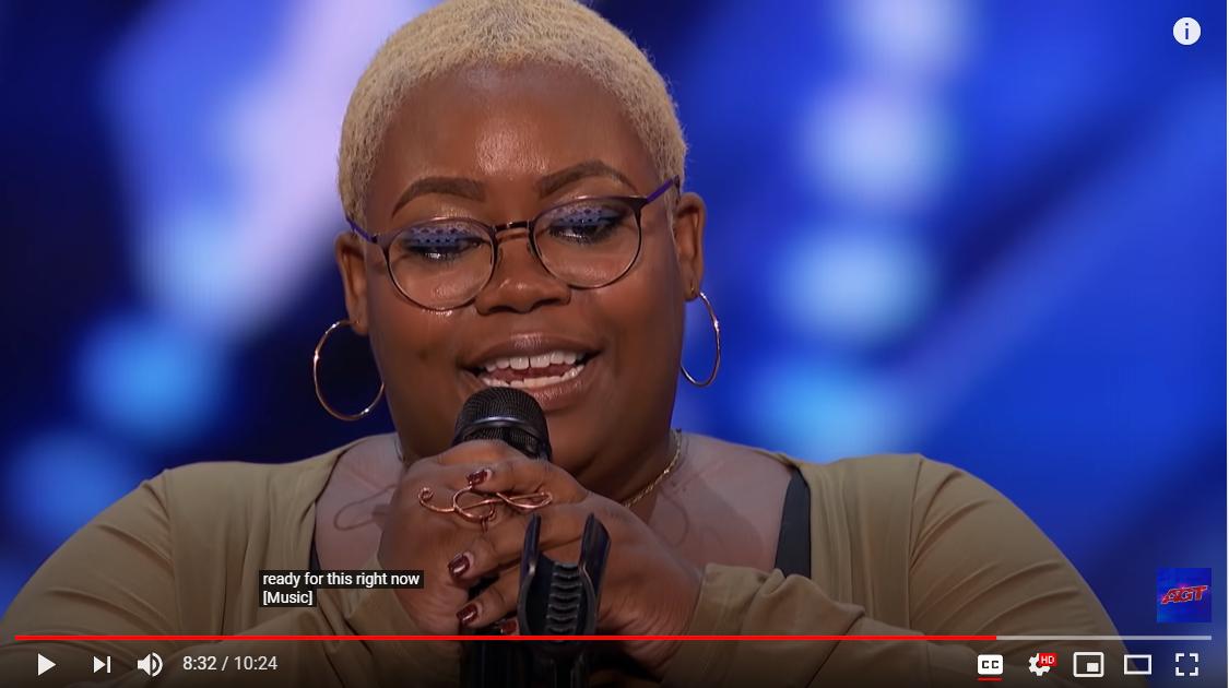 Cristina Rae - America's Got Talent 2020